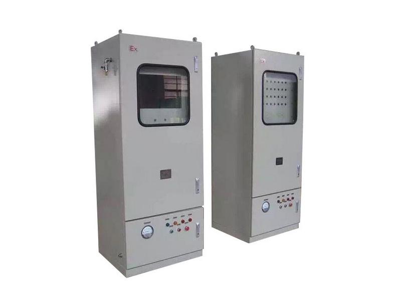 防爆控制柜正压系统处理装置